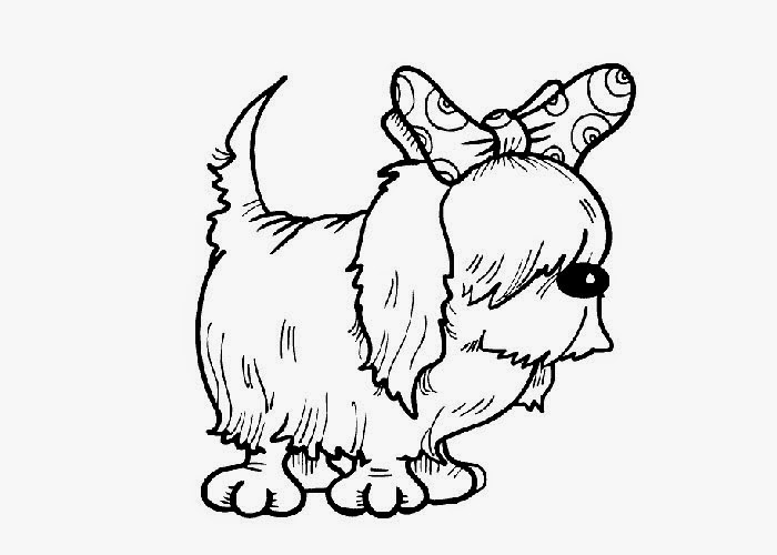 Free Coloring Pages Of Perro Pug