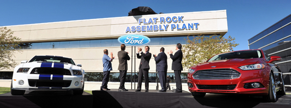 Ford's Flat Rock Assembly Plant Is Hiring
