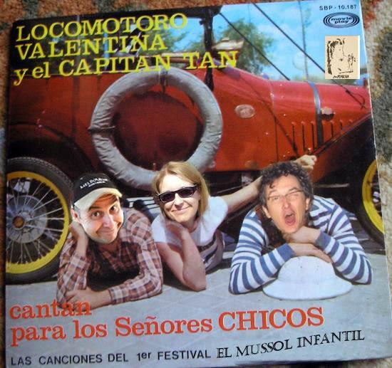 Cuando éramos campeone': macaco Lokomotoro & friends