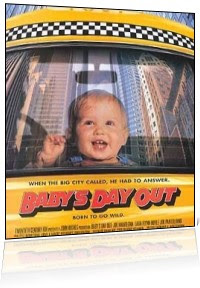 Baby's Day Out 1994 Hindi Dubbed Movie Watch Online