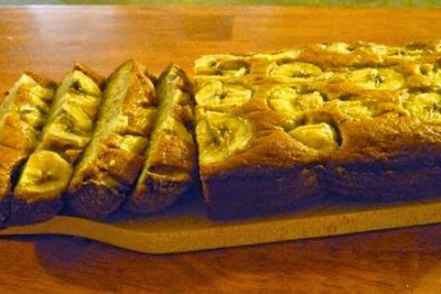 Resep Cake Pisang Kukus Lembut Sederhana