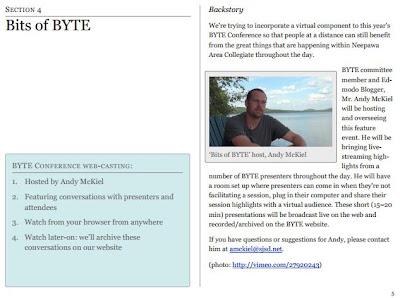 BYTE E-program
