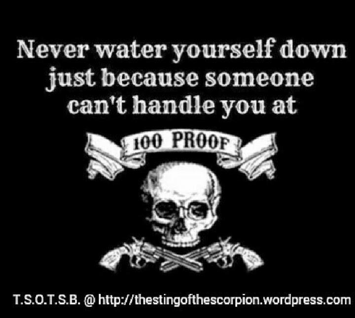 T.S.O.T.S.B. Words Of Wisdom