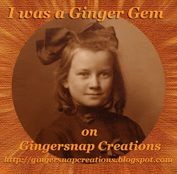 Pleased to be a Ginger Gem