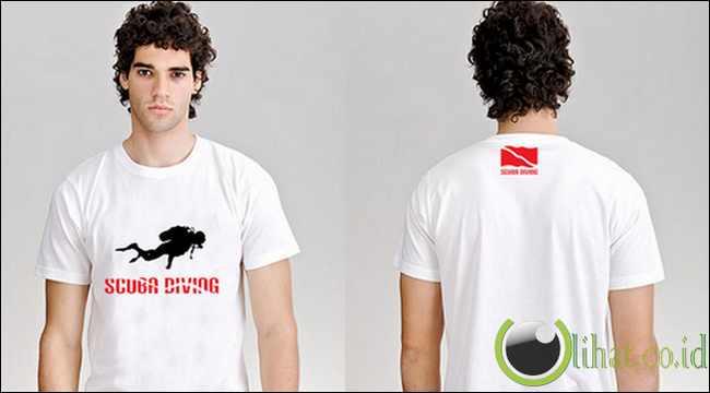 T-shirt Putih
