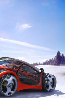 Concept Car iPhone Wallpapers