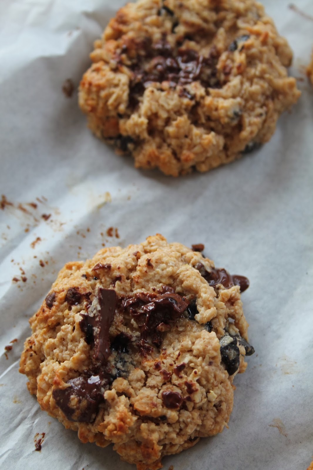 healthy nut butter cookies