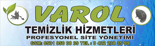Malatya Temizlik Şirketleri | Varol Temizlik Hizmetleri | 0531 950 38 39
