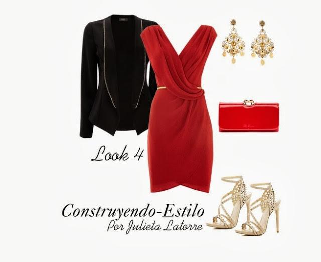 asesora de imagen, asesoramiento de imagen, look de fiesta, look de boda, como vestir para una boda, como vestir vestido rojo, como llevar un vestido rojo, july latorre, julieta latorre, consejos, look de casamiento