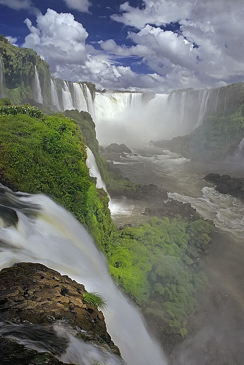 Brasil, Cataratas de Iguazu - Iguazu Falls, Brazil