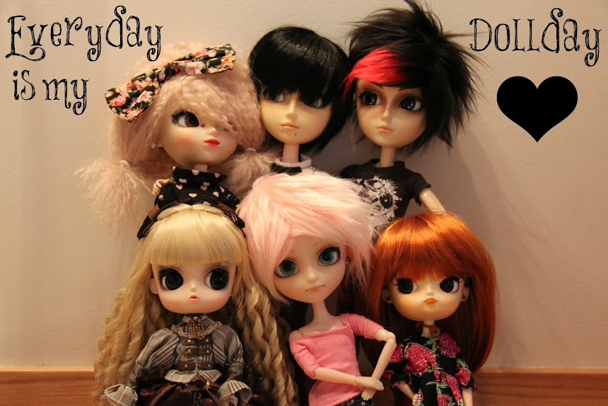 Everyday is my Dollday ♥