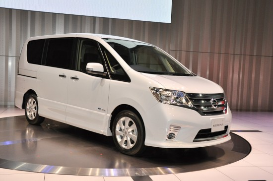 Asian Auto Digest Nissan Serena S Hybrid Malaysia Debut