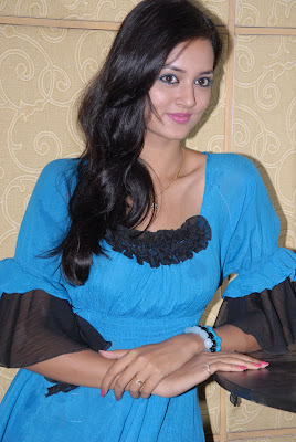 shanvi at lovely movie success meet cute stills