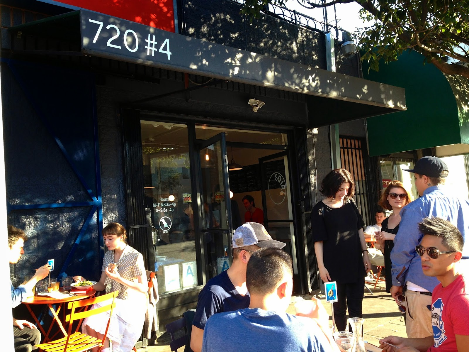 Make Time to Sqirl Away LA's Breakfast Obsession