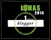 1. miesto v projekte Lohas Blogger