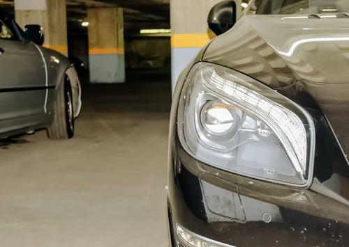 car park storage