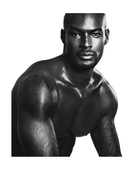 Tyson Beckford by Rodolfo Martinez for OOB Magazine