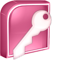 Microsoft Access es un sistema de gesti  243 n de bases de datos    Microsoft Access Icon