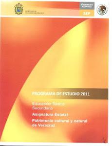 PATRIMONIO CULTURAL Y NATURAL DE VERACRUZ