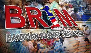 Bantuan Rakyat 1 Malaysia dibayar Dua Peringkat