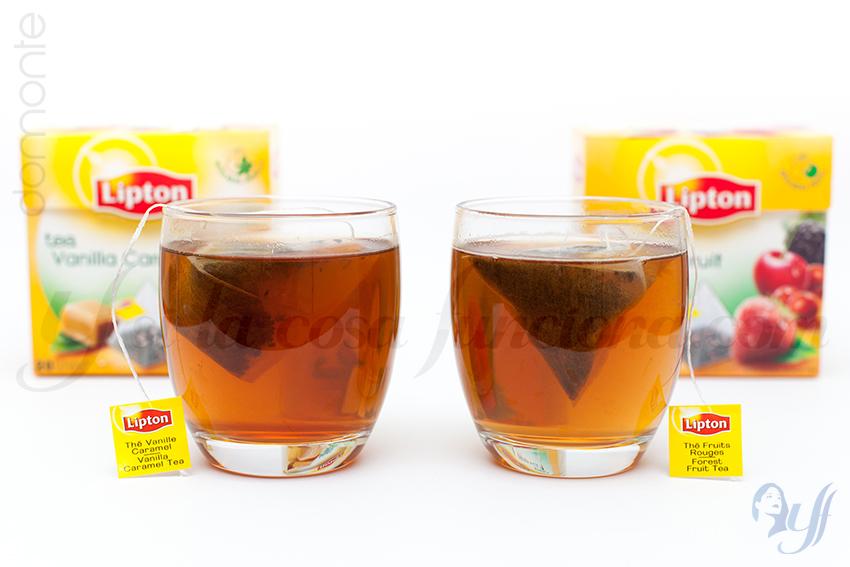 Infusión Tea Vanilla Caramel y Tea Forest Fruit