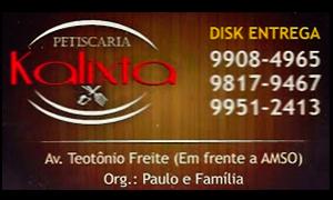 Petiscaria Kalixta