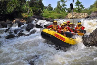 Rafting Bogor / Arung Jeram Bogor