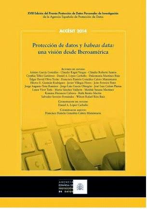 Accésit Agencia Española de Protección de Datos