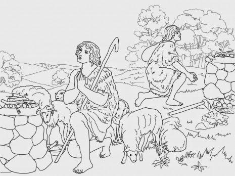 Lección 3: Caín y Abel | Historias Biblicas Para Niños