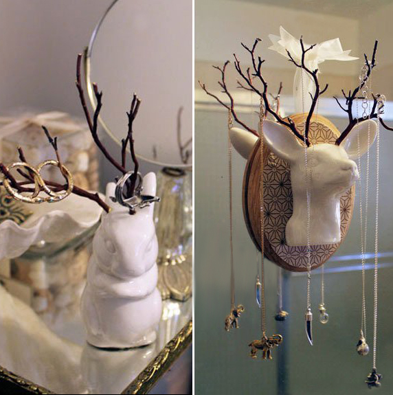 Oh So Darling Defining Decor Antlers