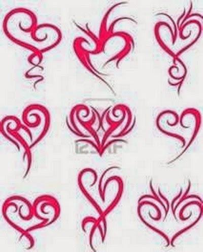 Heart Tattoos Idea (Part 2)
