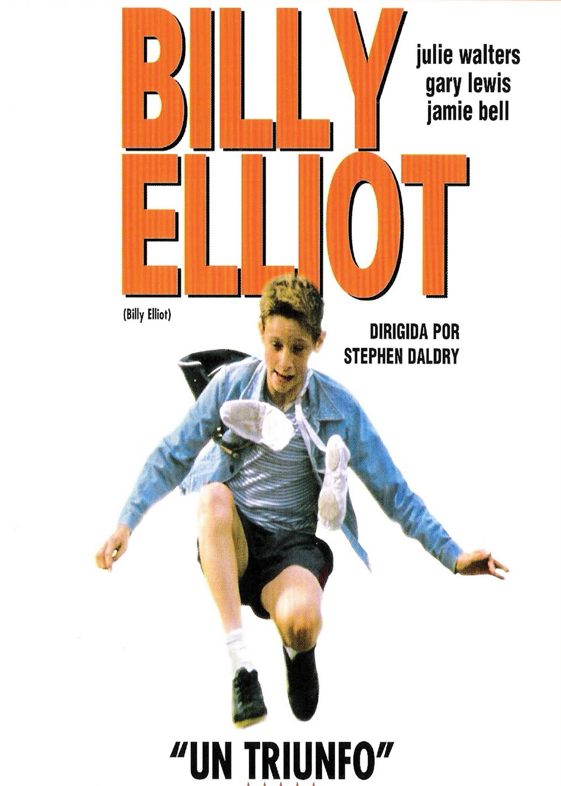 billy elliot stephen daldry essay Billy elliot essay - stop receiving by stephen daldry background billy elliot and unique flower boutique, of contender:.