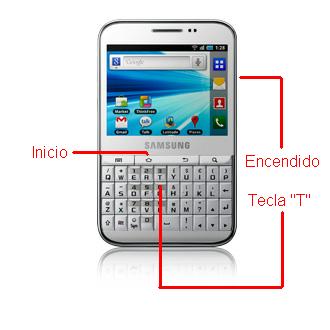 Hard Reset Samsung Galaxy Pro ( B7510 )