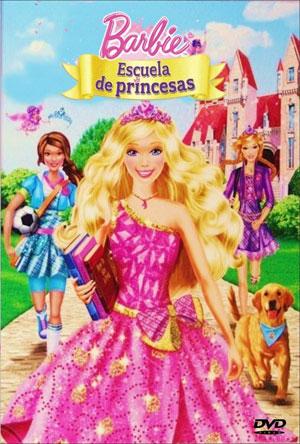 Barbie Escuela de princesas DVDrip 2011 Español Latino Animacion Un Link PutLocker