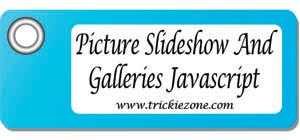 Picture Slideshow And Galleries Javascript