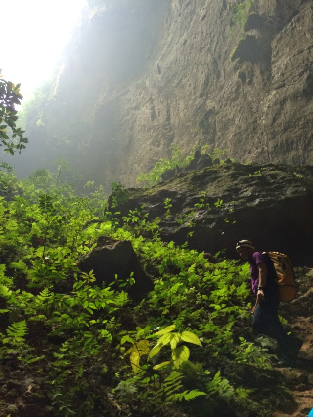 Son Doong expedition 1