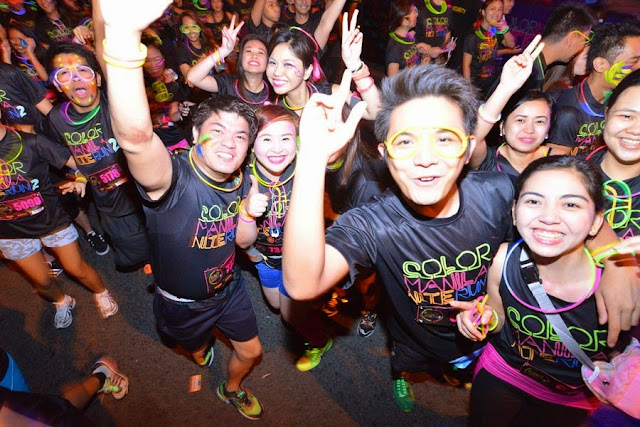 Color Manila Nite Run