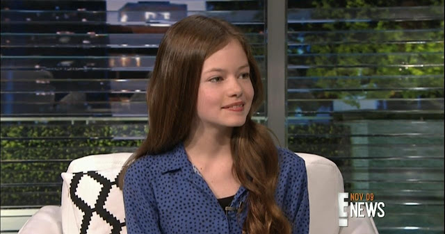 Mackenzie Foy 