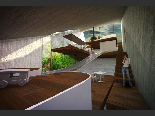Hidden House Public Zone