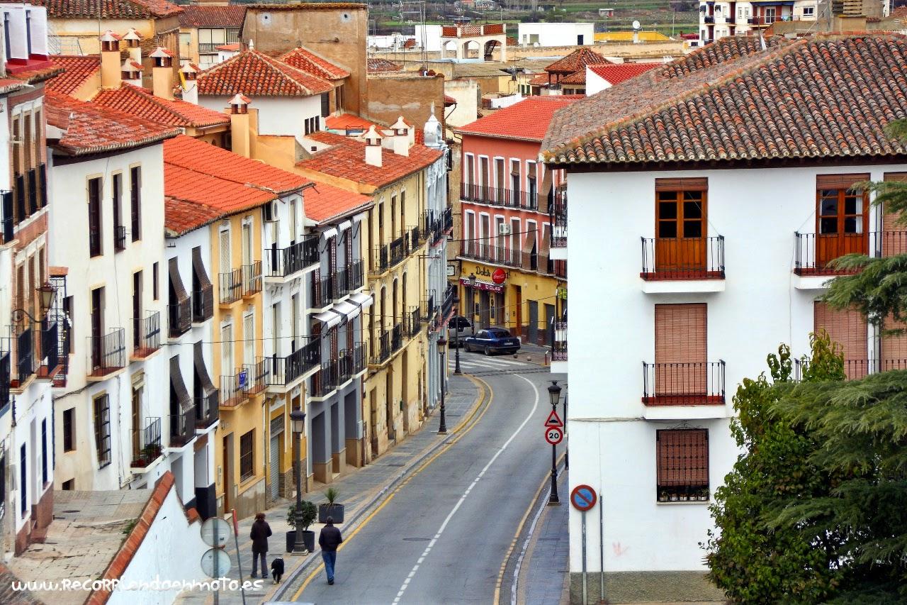 Calle Ancha, Guadix