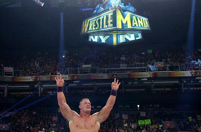 John Cena 2013 Royal Rumble Winner