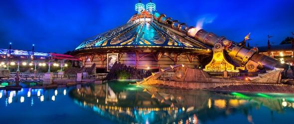 Disneyland Paris annonce la réouverture de Space Mountain