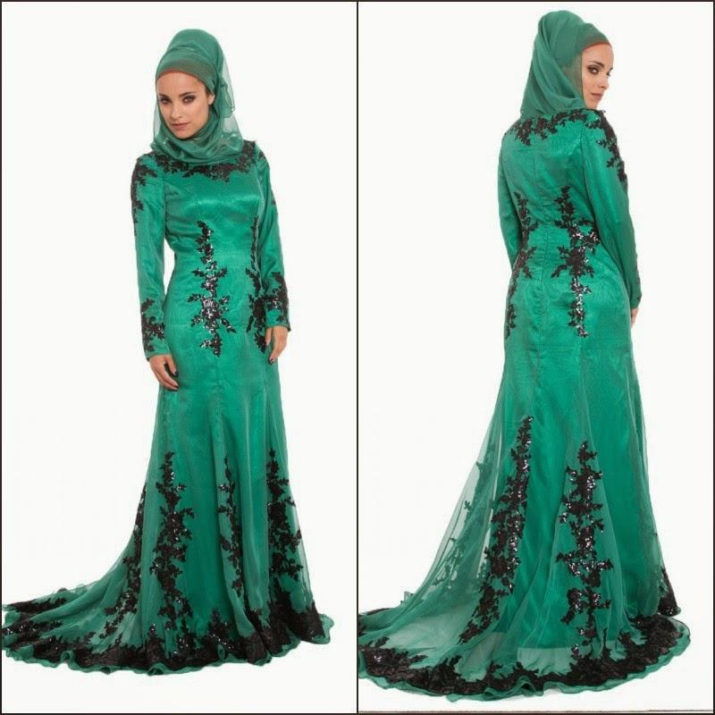 Arabic Hijab Style 2014