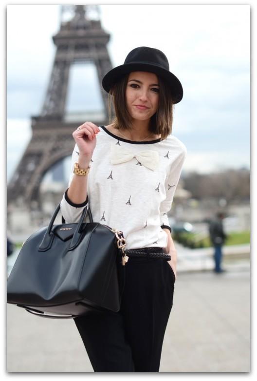 Parisian Chic Style