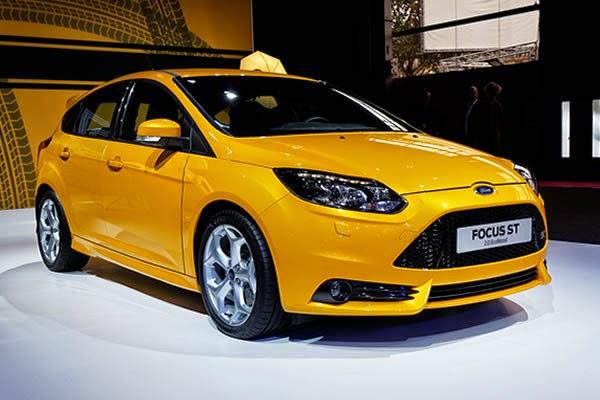 Novo Ford Focus ST nacional