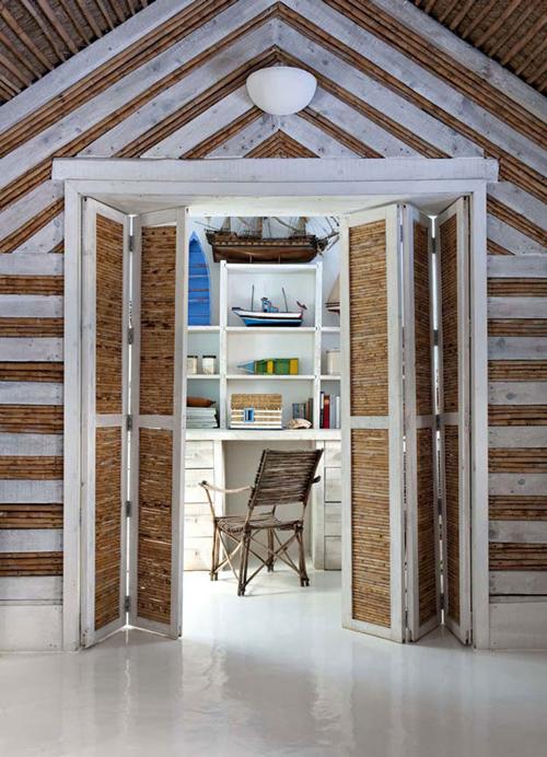Estilo rustico casa de madera en portugal - Casas de madera en portugal ...