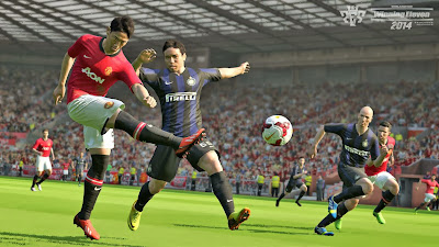 PES 2014 Patch 1.3  Free Download Last Update November 2013