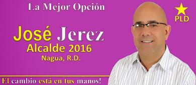JOSE RAMON JEREZ: ALCALDE 2016