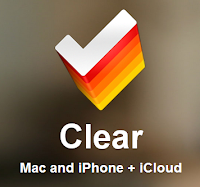 Clear App, How Tos, iPad Email Lists, iPhone apps, iPhone Email Lists, Mac Email Lists