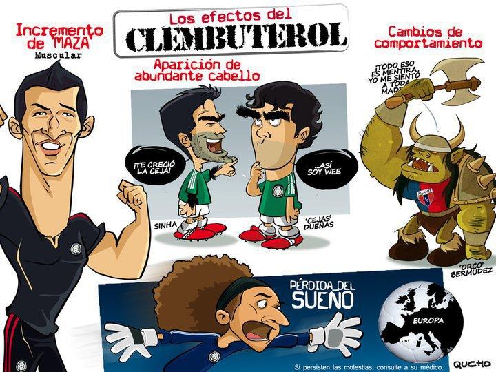 Imagenes Chistosas de la Seleccion Mexicana que No Te  - imagenes de la seleccion mexicana chistosas